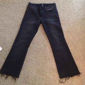 Just black black jeans